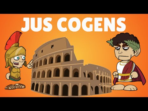 Jus Cogens ( Peremptory norms ) explained , International Law Animation