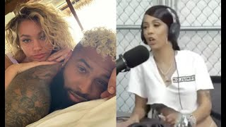 Odell Beckham Jr Responds After Chief Keef BM Says He Likes Women To 💩 On Him