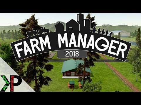 Farm Manager 2018 - #3 Goats and Greenhouses - Farm Manager 2018 Gameplay