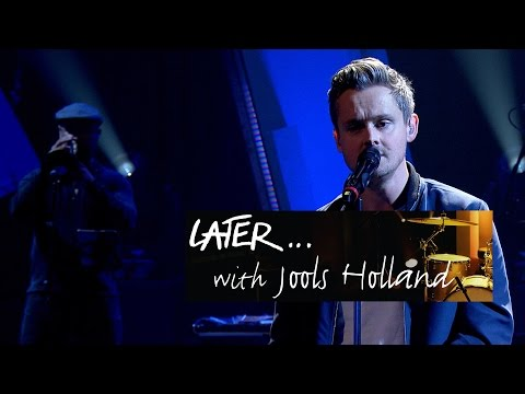 Tom Chaplin - Quicksand - Later… with Jools Holland - BBC Two