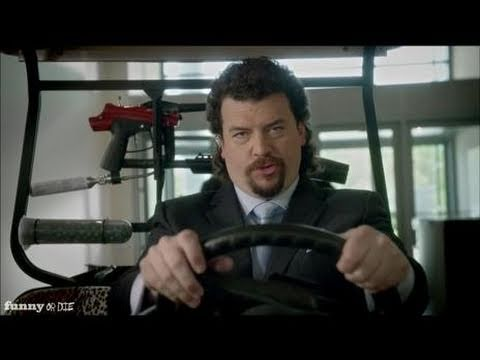 lowest price 003da c7725 Kenny Powers - The K-Swiss MFCEO (UNCENSORED) - Funny Or Die