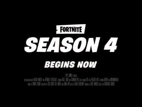 Fortnite: Season 4 trailer