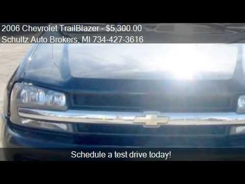 2006 Chevrolet TrailBlazer for sale in Livonia, MI 48150 at