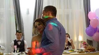 Свадебный танец. Отец и дочь ❤