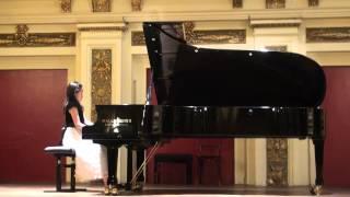 Schumann TRÄUMEREI Kinderszenen BELLE TING