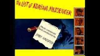 Jerry Goldsmith: THE LIST OF ADRIAN MESSENGER (1963)