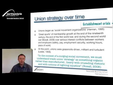 Unions and other forms of employee engagement
