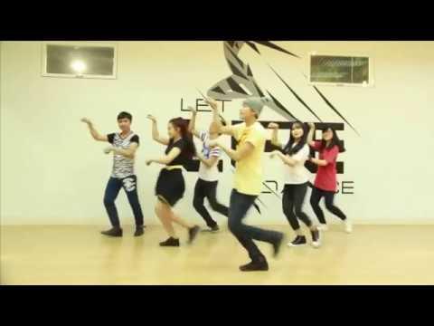 Hướng dẫn nhảy flashmob Làm Người Yêu Anh Nhé Baby