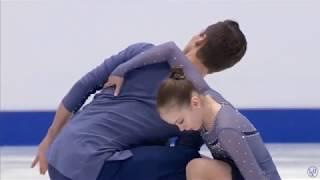 Юлия Артемьева Михаил Назарычев КП ЮЧМ 04 03 2020