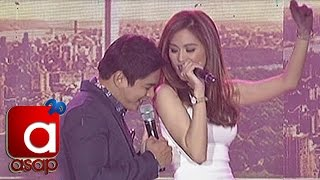 "Coco, Toni sing ""Alipin / Baby I Need Your Loving"" on ASAP"