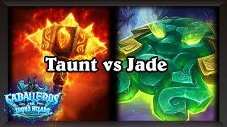 MISIÓN IMPOSIBLE: Guerrero Provocar vs Druida Jade