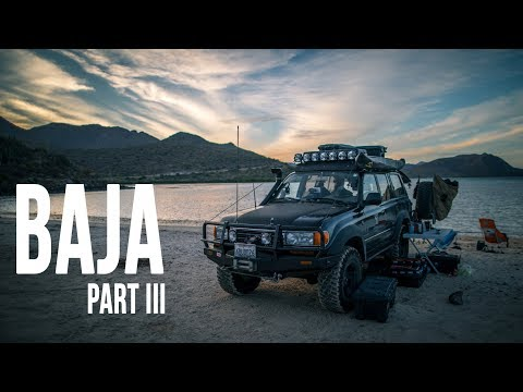 Baja Part 3 - Bay of Conception
