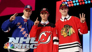 NHL Draft 2019: Every pick made in the first round | NBC Sports