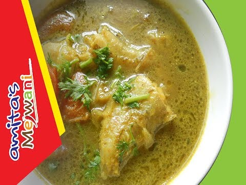 Fish Curry Recipe In Marathi | Bombil Curry Recipe | Bombay Duck Curry