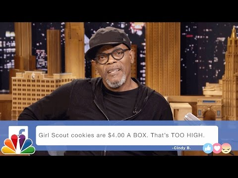 Thumbnail: Facebook Rants with Samuel L. Jackson