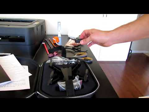 Indiegogo Kudrone Unboxing and Review