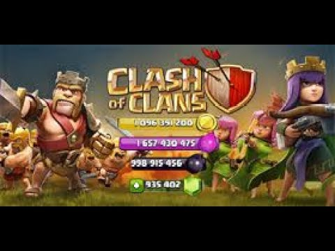 Clash Of Clans Servidor Privado Clash Of Lights (enlace En La Descripcion)