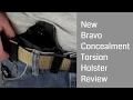 Bravo Concealment Drop Out Of Sight Torsion Holster Review | Best Appendix Holster?