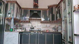 Pakistani fancy kitchen furniture   how to make fancy kitchen furniture