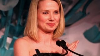 "Shareholder to Yahoo CEO Marissa Mayer: ""You look attractive"""