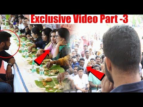 ಅಂಬಿ ವೈಕುಂಠ ಸಮಾರಾಧನೆಗೆ   Ambareesh Vaikunta Samaradhane Part 3   #Ambareesh #Sumalatha