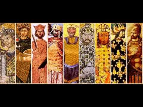 Byzantine Emperors Series Introduction