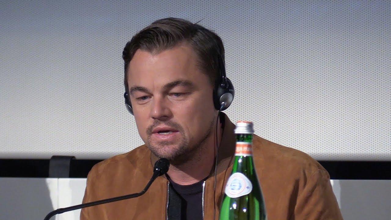 Simply Leonardo DiCaprio