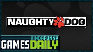 Naughty Dog, Sexual Harassment, and Empathy - Kinda Funny Games Daily 10.16.17