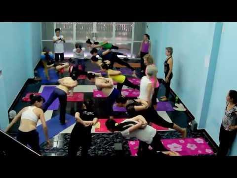 Yoga teacher training course at www.yoganhatrang.com