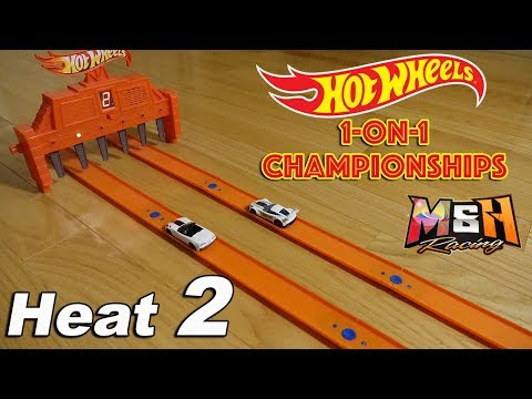 Hot Wheels Tournament: One-on-One Championships - Heat 2