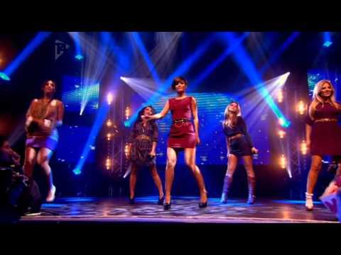 The Saturdays - Higher (Koko Pop - 13th November 2010)