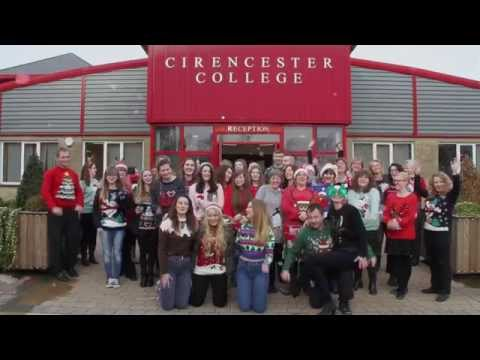 Cirencester College Christmas