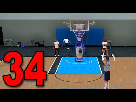 TWO NEW BADGES! - NBA 2K18 My Player Career (Part 34)