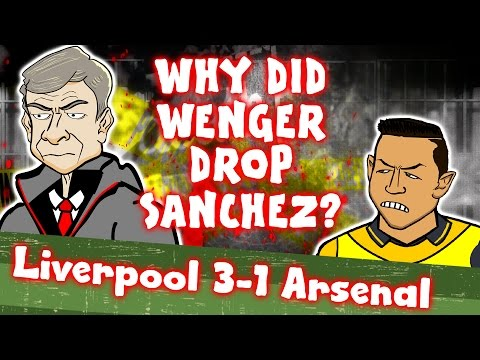 🤔WHY WAS SANCHEZ DROPPED?🤔 CONSPIRACY? (Liverpool vs Arsenal 3-1 Parody Goals Highlights)