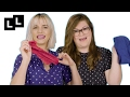Women Try Going Commando • Ladylike