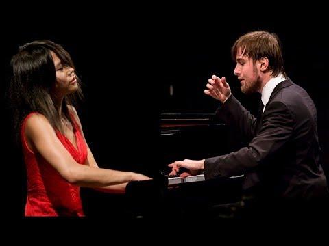 Yuja Wang/Daniil Trifonov ~ Simply Brilliant!!!
