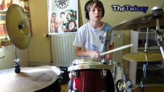 Red Hot Chili Peppers - Dosed - Drumcover [HD] Thumbnail