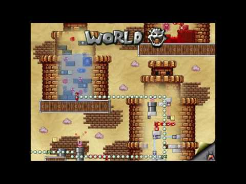 Mario Forever - Great Bowser's Castle by Crist1919 Walkthrough [HD]