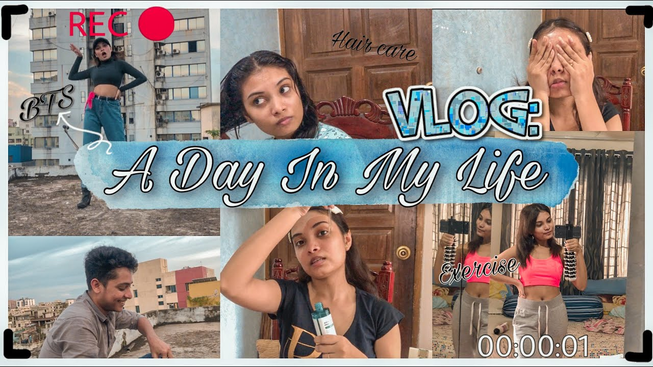 VLOG: A Day In My Life Quarantine | Fitness, Filming dance cover, my relationship | #raisavlogs