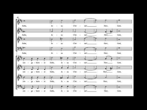 Mendelssohn - From Deutsche Liturgie