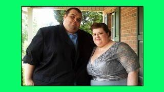 27-летний Джастин и 26-летняя Лорен Шелтон из США ПОХУДЕЛИ НА 238 кг за 19 МЕСЯЦЕВ