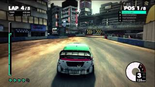 Dirt 3 Shibuya DLC - World Tour Season 4 (Walkthrough Part 3 of 3)
