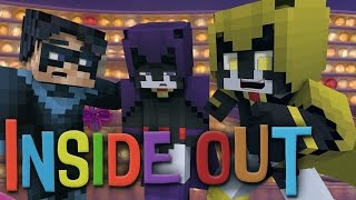 Minecraft Inside Out 1 | Meet Joy-Raven! (Minecraft Roleplay) Minecraft Teen Titans