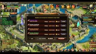Como Upar mais rapidamente no Legend Online