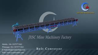 Conveyor belt is one of necessary auxiliary equipment in mining process