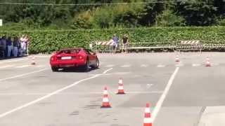 Ferrari 512 BB Test Drive