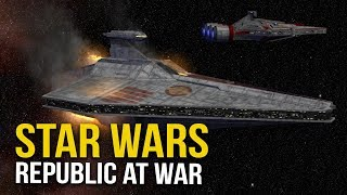 STAR WARS REPUBLIC AT WAR! Ep 15