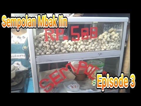 Tegal Street Food Channel #Episode 3 Sempolan Mbak Iin