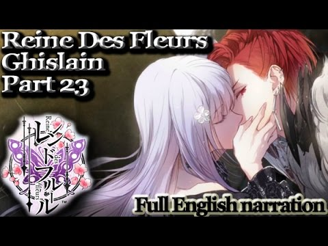 Reine Des Fleurs - The Ghislain Part 23 (English narration)(PS Vita)