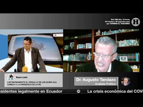 Entrevista semanal Augusto